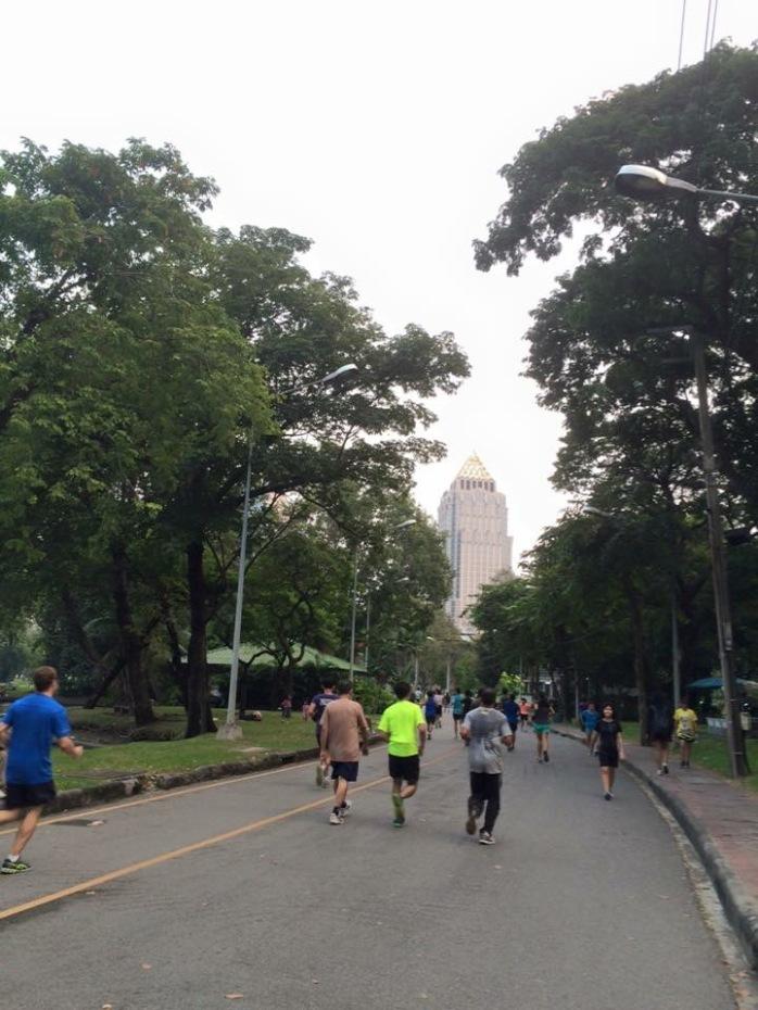 1 สารพัดเหตุผล ของคนที่วิ่งออกกำลังกาย - ตอนที่ 6