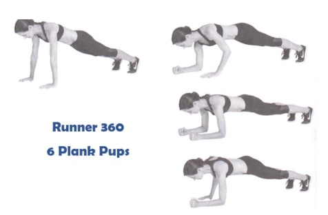14 ท่าฝึกความแข็งแรงนักวิ่ง 360 องศา - 6