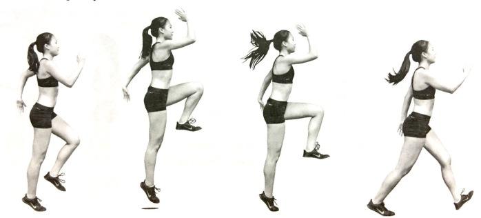 47 การฝึกซ้อมดริวเพื่อต่อสายไฟวิ่งให้กับระบบประสาท - ตอนที่ 11