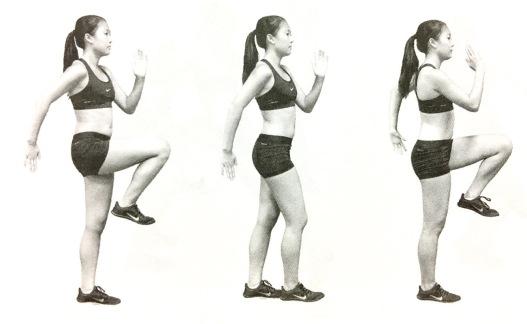 47 การฝึกซ้อมดริวเพื่อต่อสายไฟวิ่งให้กับระบบประสาท - ตอนที่ 13
