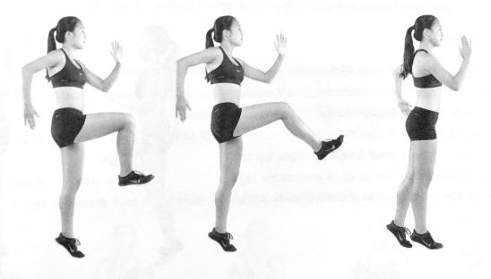 47 การฝึกซ้อมดริวเพื่อต่อสายไฟวิ่งให้กับระบบประสาท - ตอนที่ 4