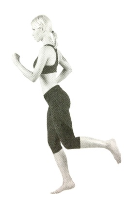 49 การฝึกการทรงตัวและการรับรู้ตำแหน่งข้อต่อเพื่อต่อสายไฟวิ่งให้ก
