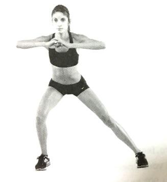 54 การออกกำลังกายเป็นชุดสำหรับการวิ่งเพื่อระบบฮอร์โมน - ตอนที่ 2-1