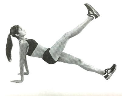 54 การออกกำลังกายเป็นชุดสำหรับการวิ่งเพื่อระบบฮอร์โมน - ตอนที่ 7-2
