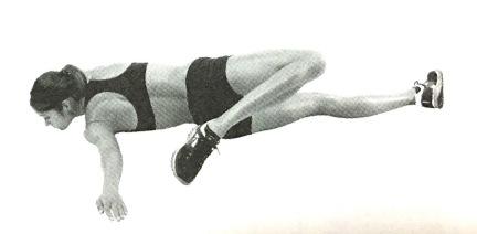 54 การออกกำลังกายเป็นชุดสำหรับการวิ่งเพื่อระบบฮอร์โมน - ตอนที่ 9-2