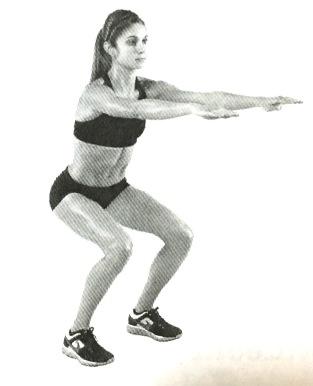 54 การออกกำลังกายเป็นชุดสำหรับการวิ่งเพื่อระบบฮอร์โมน - ตอนที่ 2-2