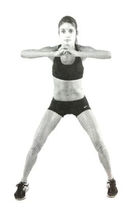 54 การออกกำลังกายเป็นชุดสำหรับการวิ่งเพื่อระบบฮอร์โมน - ตอนที่ 4-2