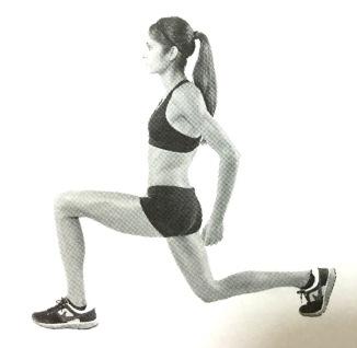 54 การออกกำลังกายเป็นชุดสำหรับการวิ่งเพื่อระบบฮอร์โมน - ตอนที่ 6-1