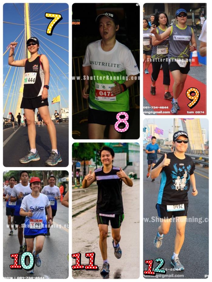 16 ครบขวบปีแรกของการวิ่ง ไม่จริงจังแต่ก็หลายงานนะ - ตอนที่ 2 - 2